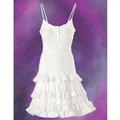 Ivory Flirtation Dress - New Age & Spiritual Gifts at Pyramid Collection