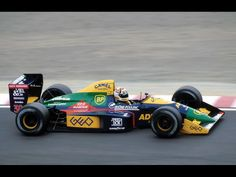 The era of disjointed F1 liveries