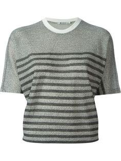 T By Alexander Wang Camiseta Listrada - Banner - Farfetch.com