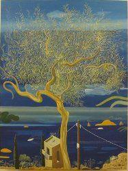 Ηλίας Παπανικολάου Greek Paintings, 10 Picture, Greek Art, Greeks, Impressionist, Painters, Sculpture Art, Contemporary Art, Landscapes