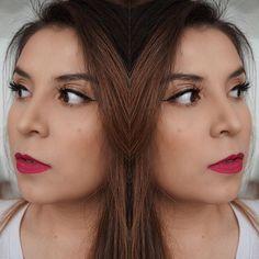 The only way to make Mondays better is with a bold lip 💄 (wearing @katvondbeauty's Everlasting Liquid Lipstick in Bauhau5)  #makeupwonderfulgirls #groovymakeups #makeupartistworldwide #beautyschool #makeup #makeupaddict #promua #Paris #makeupartist #makeupclass #makeuplove #makeupjunkie #makeupbyme #maquillaje #maquillajeprofesional #mexico #mexicodf #makeupmexico #mexicomakeupartist  #makeupgroovy