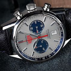 Carrera Calibre 17 by @watches_news #tagheuer #tagheuercarrera #carrera #heuer #calibre11 #heuercarrera #heuer