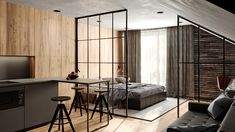 Hotel Bedrooms, Divider, Furniture, Home Decor, Decoration Home, Room Decor, Home Furnishings, Home Interior Design, Room Screen