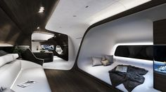 Mercedes-Benz and Lufthansa are designing the ultimate luxury private-jet�