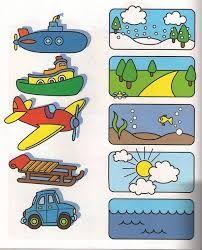 Afbeeldingsresultaat voor thema voertuigen peuters