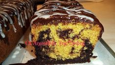 The Best Fasting Chocolate Cake by Sophie Tsiopou Foodmaniacs – New Cake Ideas Candy Recipes, Baking Recipes, Dessert Recipes, Desserts, Death By Chocolate, Chocolate Cake, Sweets Cake, Cupcake Cakes, Cheesecake