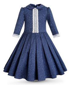Kizima elbise Kids Outfits Girls, Girl Outfits, Girls Dresses, Flower Girl Dresses, Jaquard Dress, Dress Anak, Cute Little Girl Dresses, Junior Fashion, Vintage Style Dresses