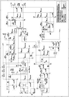 Electronic Stethoscope Circuit Diagram | Amplifiers Elektronika Pinterest Electronic Stethoscope