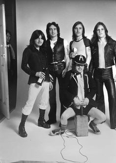 """A thread for some """"rare"""" photos.   AC/DC Forum   AC/DC News   ACDCfans.net"""