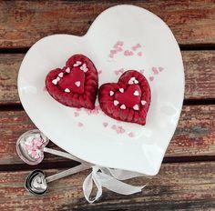 ❤Feliz dia de São Valentim!!❤ Alguém pediu Red velvet para dois??