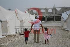 Türk Kızılayı Haiti de