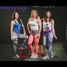 #follow @strong.by.design bydesign for the most #comfortable #leggings #madeintheusa  #mommyonamission #wonderwoman  Photography  ll Marc Harmon  Hair and Makeup ll Shannon Miller-Beatty Models left to right ll Samantha Roach Larissa Morgan Zdenka Kolar  #custom #theforceawakens #nxt #supernatural #myeverything #meow #thanksabby #digitalart #momlife #girlswithtattoos #obsessed #naturalhair #lashes  #fitchick #compression #pants #yogapants #yoga #fitness #npc #fitgirls #lashes #believe…