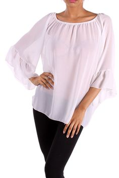 California Beauty Tunic Top - Several Colors www.gypzranch.com
