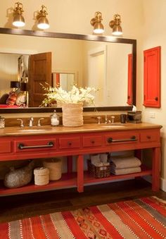 Bath Photos Painting Old Furniture Design, Pictures, Remodel, Decor and Ideas - page 15