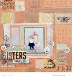 Sisters by maggie holmes at @Studio_Calico