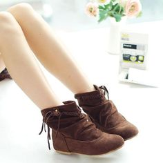 Perfect winter shoes