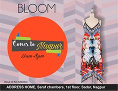 3 days to go... Wait is about to over #Bloom at #Nagpur!!! 15th and 16th dec from 11am- 8pm at Address Home, Saraf Chambers, 1st Floor, Sadar Nagpur. #exhibition #winterwear #fresharrivals #fall2015 #HolidayShopping #Comeonin #latestcollection #winteroutfits #shopping #clothing #womenswear #Accessories #Apparel #Popular #newcollection #boutiquestore #RetailTherapy #designerwear