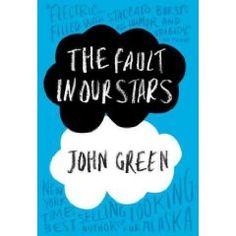 """""""The Fault In Our Stars"""" von John Green. Zwei Krebspatienten treffen sich in der Cancer-Support-Group und philosophieren über das Leben, die Liebe und ihre nicht vorhandene Zukunft. Witzig, treffsicher, tragisch!"""