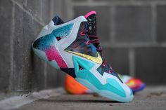 "Releasing: Nike ""What the"" LeBron 11"