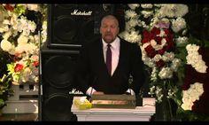 WATCH: Triple H's speech at Lemmy Kilmister's funeral