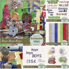 Boys Boys Boys Bundle