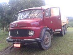 Caminhão MB 1113 truck