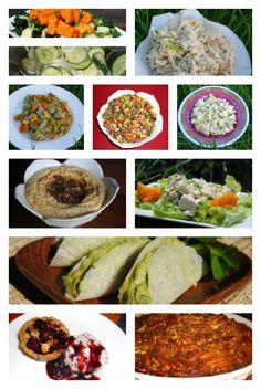 Gluten Free Recipes for Picnics, Potlucks and Parties