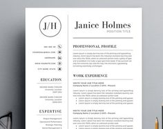 Student Resume Template Internship Resume Cv Template  Cover