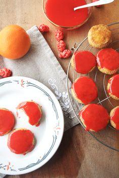 Sablés orange-gingembre, glaçage à la praline – La cantine des cousins