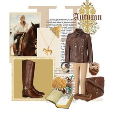 Equestrian inspired