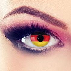 """Tolle Fanartikel zur WM2014, wie """"Taffstyle® Farbige Linsen Fanartikel Kontaktlinsen Fussball Weltmeisterschaft 2014 WM & EM Länder Style Jahreslinsen - Deutschland"""" jetzt anschauen: http://fussball-fanartikel.einfach-kaufen.net/alles-moegliche/taffstyle-farbige-linsen-fanartikel-kontaktlinsen-fussball-weltmeisterschaft-2014-wm-em-laender-style-jahreslinsen-deutschland/"""