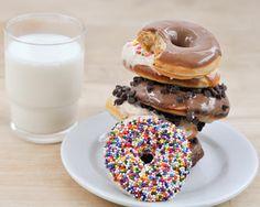 Beki Cook's Cake Blog: Homemade Donuts Made Easy {Recipe}