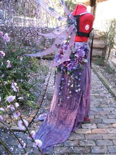 Faeries & Goblins - CLOTHING- stunning colors!