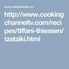 http://www.cookingchanneltv.com/recipes/tiffani-thiessen/tzatziki.html