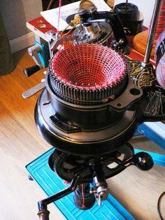 nzak sock knitting machine