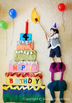4th birthday by Wengenn in Wonderland, via Flickr