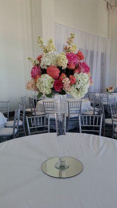 #crystalballroom #renaissancegrand  flowers by #thespecialeventflorist