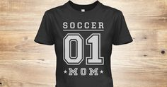 Discover Number One Soccer Mom Women's T-Shirt from EIGHT FAMILY, a custom product made just for you by Teespring. With world-class production and customer support, your satisfaction is guaranteed. - The perfect gift for your NUMBER 1 SOCCER MOM...