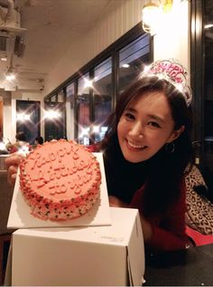 It's a happy birthday for SNSD's Yuri! Sooyoung, Yoona, Snsd, Kwon Yuri, I Go Crazy, Kim Tae Yeon, Girls Generation, Chic Outfits, Kpop Girls