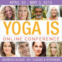 Bhakti Fest is honored to partner with @Suzanne Bryant to bring you the YOGA IS online conference, the first online yoga event of its kind! RSVP to this once-in-a-lifetime event TODAY! http://yogaisconference.com/ #yogais