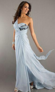 9952b9fa7cb 66 Best One Shoulder Prom Dresses images