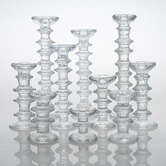 Glass Design, Design Art, Bude, Nordic Design, Bukowski, Candlesticks, Finland, Scandinavian, December