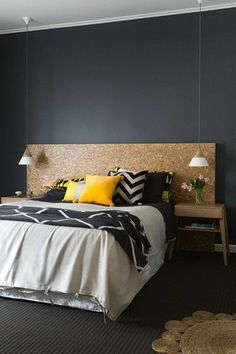 quel peinture acrylique murale pour la chambre à coucher avec murs gris