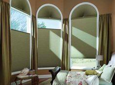 Hunter Douglas Duette® honeycombs,http://interiorstyledesigns.com/products/HunterDouglasWindowFashions/HunterDouglasHoneycomb