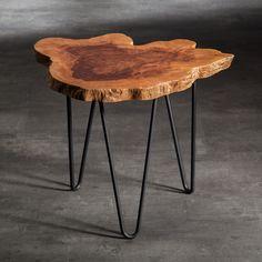 Table de coin organique