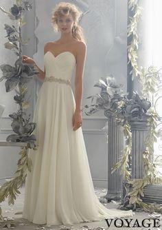 Simple Detachable Shoulder Straps Wedding Dress Bridal Gown US 4 6 8 10 12 14++ #Handmade