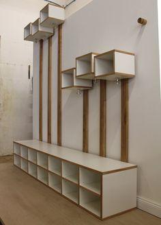 1000 ideas about garderobenbank on pinterest for Schuhe garderobe