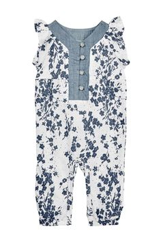 806ed15b7f83 Floral Coverall (Baby Girls) by 7 For All Mankind on  nordstrom rack Baby  Girl