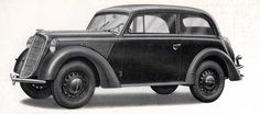 Opel Olympia Modelle 1935 Handbuch - Betriebsanleitung