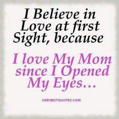 ❤ my mom